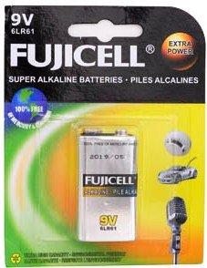 Αγορά Fujicell Αλκαλικές Μπαταρίες Γενικής Χρήσης