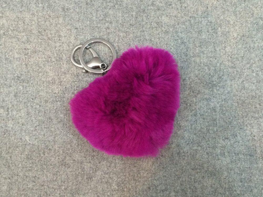 Αγορά Fur Heart Keychain
