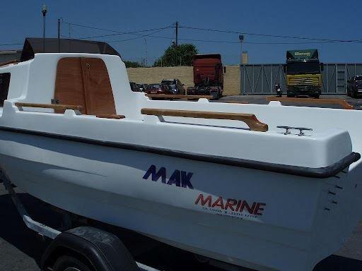Αγορά Βαρκες, σκαφη, φουσκωτα, Mak Marine Boats (Mak 455 s) Small Fishing Boats