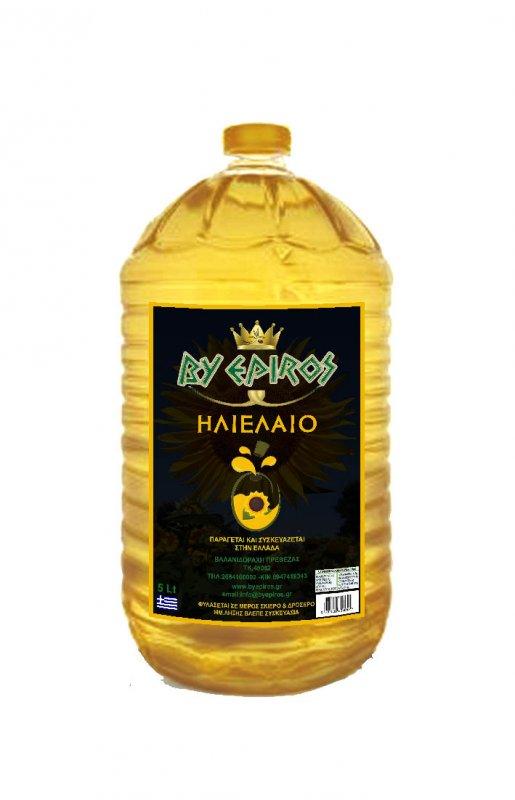 Αγορά Ηλιέλαιο 10 λιτρα