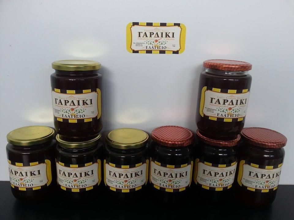 Αγορά Μέλι από τα έλατα