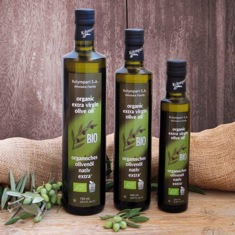 Αγορά Organic Olive Oil