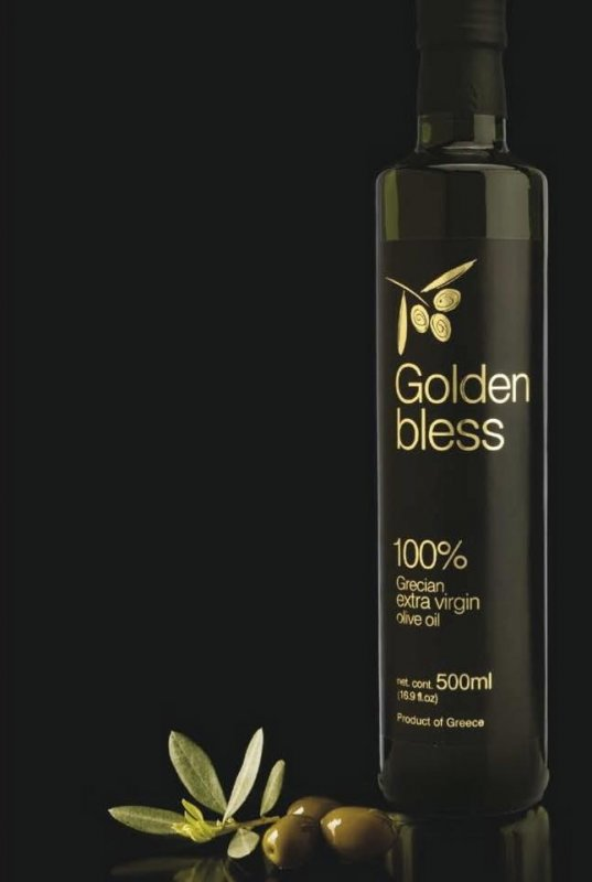 Golden Bless Olive Oil 500 ml