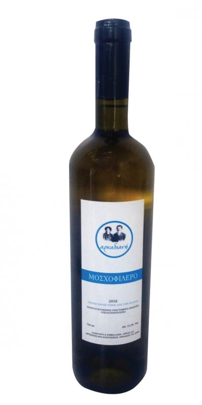 Αγορά Ελληνικό κρασί Μοσχοφίλερο Αρκαδίας