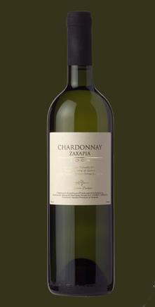 Αγορά Κορινθιακός τοπικός, λευκός ξηρός οίνος CHARDONNAY ΖΑΧΑΡΙΑ