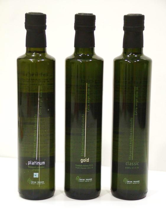 Αγορά Organic Olive Oil Cretan Treasure