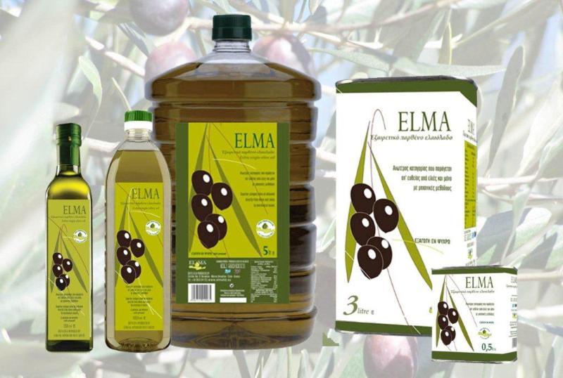 Αγορά Extra Virgin Olive Oil ELMA από ελληνικό παραγωγό