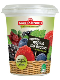 Αγορά Μαρμελάδα φρούτα του δάσους 450 γρ.