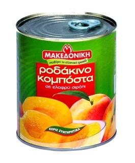 Αγορά Κομπόστα Ροδάκινο σε ελαφρυ σιρόπι 1 kg.