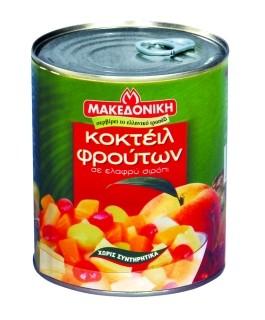 Αγορά Κοκτέιλ φρούτων σε ελαφρύ σιρόπι 1 kg.
