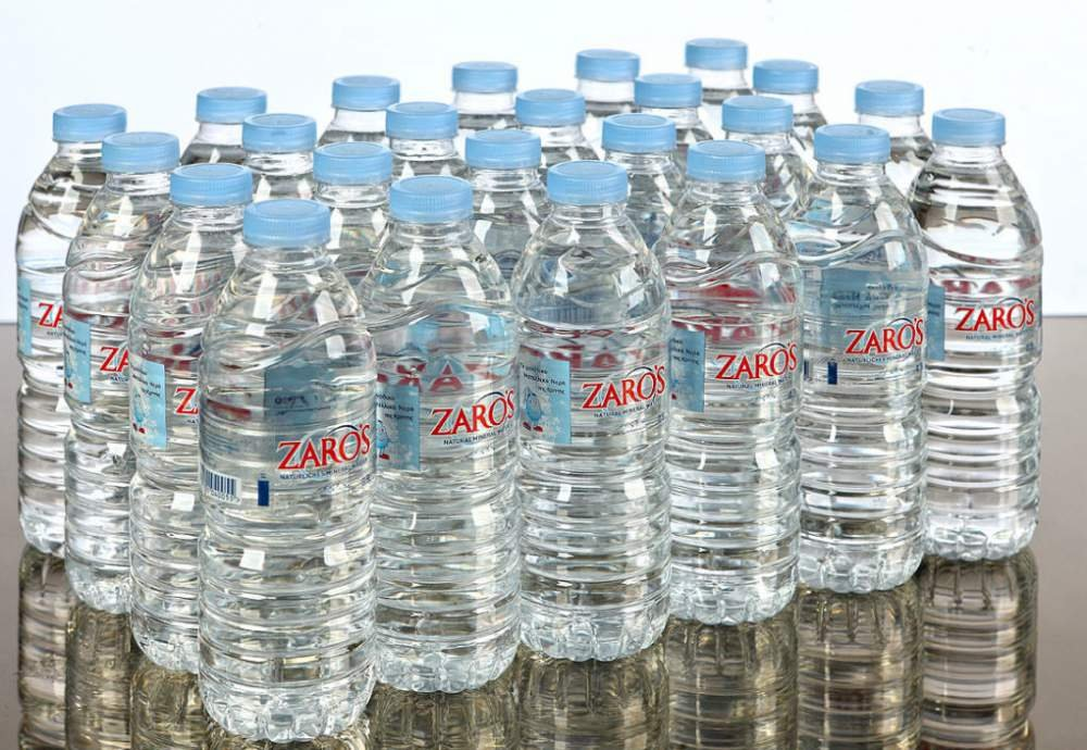 14a7d2579b Cretan Zaros Named Best Bottled Water in the World