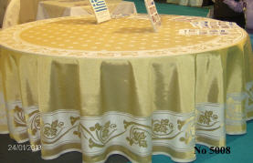 Αγορά Round tablecloths, Restaurant tablecloths