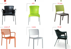 Αγορά Καθίσματα πολυπροπυλένιο και πολυκαρμπονικό