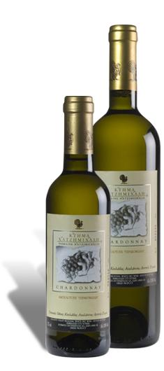 Αγορά Φωτεινό, ανοιχτοκίτρινο κρασί Chardonnay