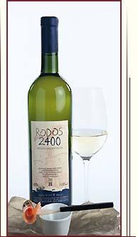 Αγορά Λευκος ξηρος οίνος RODOS 2400