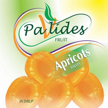 Αγορά Peeled apricot halves
