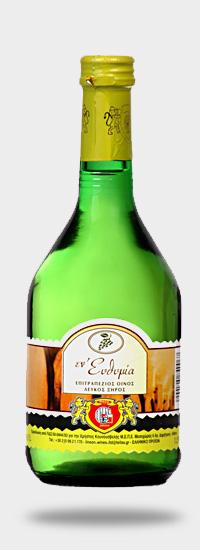 Αγορά Λευκός Επιτραπέζιος Οίνος 500 ml