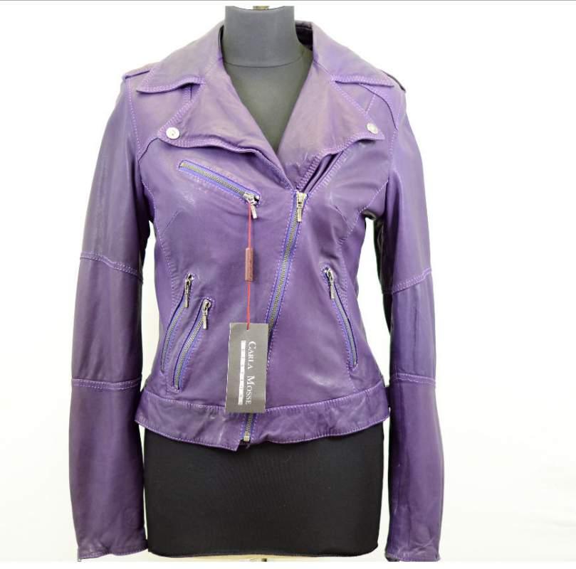 Αγορά Δερματινα γυναικεια μπουφαν / Women Leather Jacket