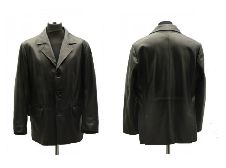 Αγορά Δερματινα ανδρικα μπουφαν / Men Leather Jacket