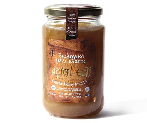 Αγορά Βιολογικό Μέλι Ελάτης