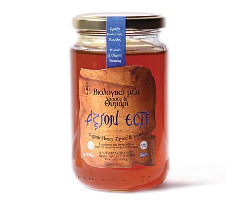 Αγορά Βιολογικό μέλι Δάσους & Θυμάρι