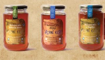 Αγορά Βιολογικό Μέλι καλ΄'ης ποιότητας