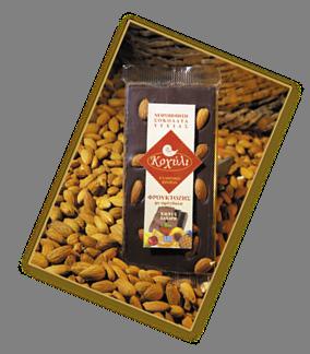 Αγορά Σοκολάτα Φρουκτόζης υγείας αμυγδάλου 110γρ.