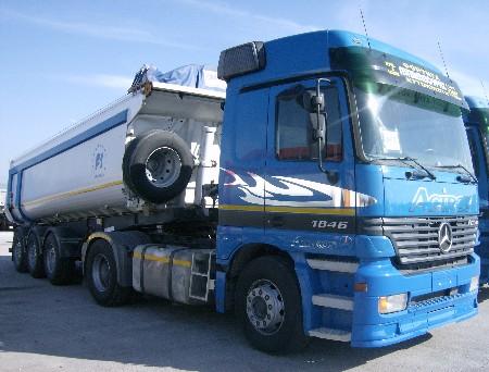 Εισαγωγή και πώληση φορτηγών οχημάτων