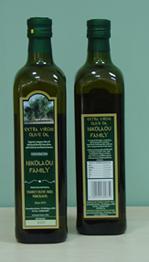"""Αγορά Εξαιρετικό Παρθένο Ελαιόλαδο """"Nikolaou Family"""" (Marasca 750ml & 500 ml)"""