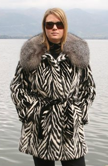 Αγορά Sable plates and fur garments