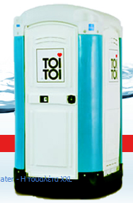 Αγορά TOI water - Η τουαλέτα XXL
