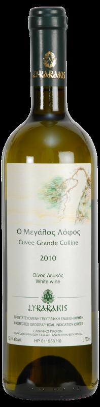 Αγορά Λευκός οίνος «Λυραράκης - Ο Μεγάλος Λόφος»