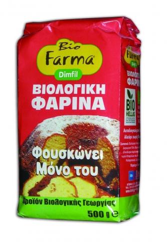 Αγορά Φαρίνα (αυτοδιογκούμενο) 500gr