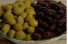 Αγορά Μαυρες ελιες, ελιες σε αλμη και γεμιστές ελιές καλής ποιότητας