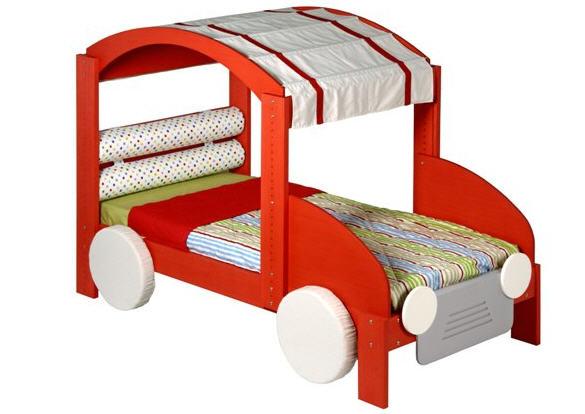 Κρεβάτι AYTOKINHTAKI'