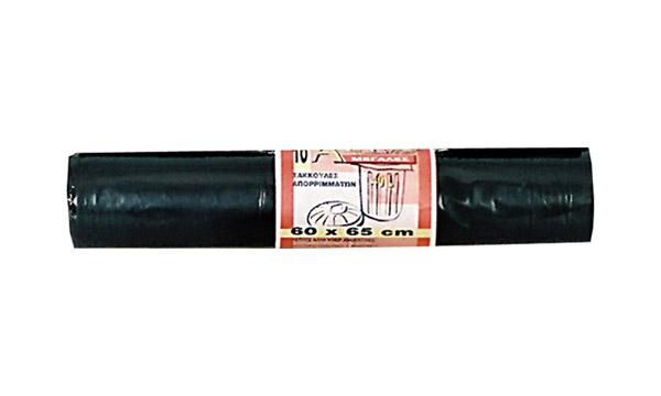 Αγορά Σακούλες ΑπορριμμάτωνALFA μεγάλες 60x65 cm