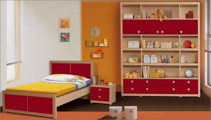 """Αγορά Παιδικό έπιπλο, σειρά """"City"""" με οικολογικά βερνίκια και υλικά."""