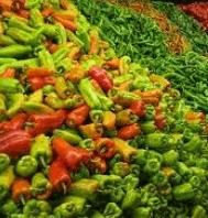 Αγορά Πιπεριές Φλάσκα, Πιπεριές Ντολμάς, Πιπεριές Φλωρίνης