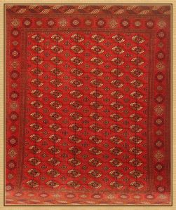 Αγορά Χαλι 2,47x2,02=4,99 απο Τουρκμενιστάν