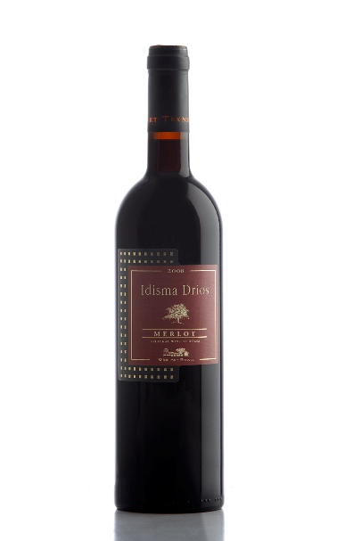 Αγορά Ερυθρό τοπικός οίνος Δράμας «Ήδυσμα Δρυός Merlot»