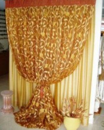 Αγορά Κουρτινα Οργαντζα Κεραμιδι
