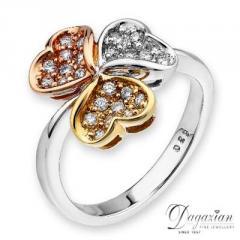 Δακτυλίδια με Διαμάντια