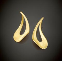 Σκουλαρίκια Ασήμι 925 Επιχρύσωμα Doublè