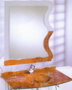 Μεγάλη ποικιλία καθρεπτών μπάνιου