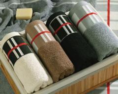 Σετ πετσέτες 3 τεμ 100% Cotton.