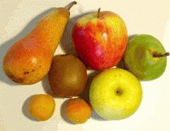 Φρούτα καλής ποιότητας και φρέσκα