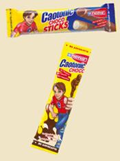 Σοκολάτες Caotonic για παιδιά με γάλα