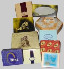 Κουτιά ζαχαροπλαστικης