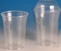 Ποτήρια πλαστικά  με καπάκι