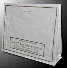Χάρτινες τσάντες μνημοσύνων μεγάλων διαστάσεων